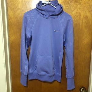 Nike | Therma Fit Purple Hoodie